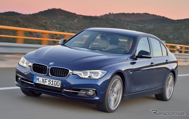 BMW 3シリーズ 改良新型の 340i