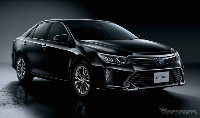トヨタ カムリ ハイブリッド Gパッケージ・プレミアム ブラック