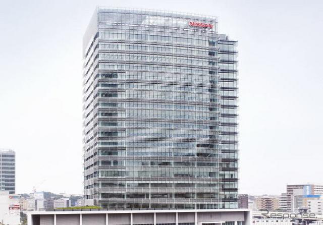 日産自動車グローバル本社