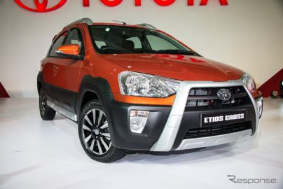 トヨタ のインド販売、63%の大幅増…エティオス が好調 4月