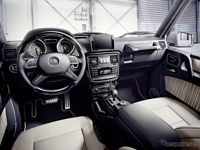 改良新型メルセデスベンツGクラスのG350d