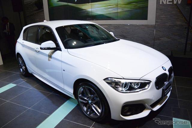 BMW 1シリーズ 改良新型《撮影 小松哲也》