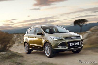 フォード 中国販売、0.1%増の9.7万台 …クーガ は19%増  4月