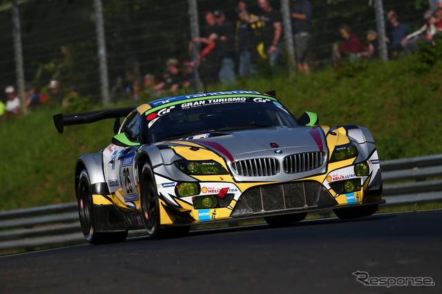 26号車 BMW Z4 GT3《撮影 益田和久》