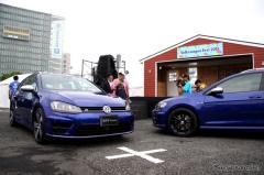VW ゴルフ R ヴァリアント 日本発表…史上最速のゴルフワゴン、559万円