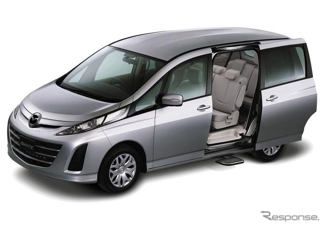 マツダ ビアンテ 20S-SKYACTIV オートステップ車