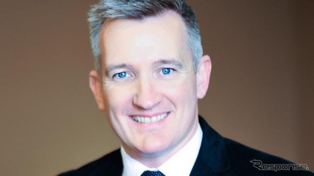 アストンマーティンの新CFOに指名されたマーク・ウイルソン氏