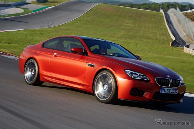 BMW M6 改良新型