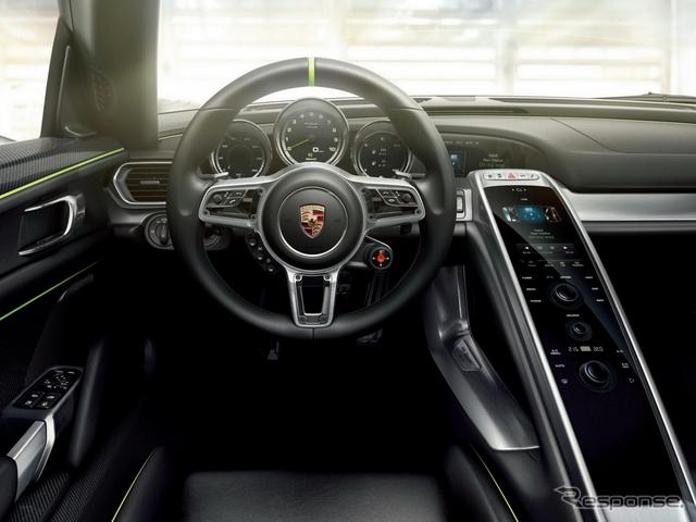ポルシェ 918スパイダー