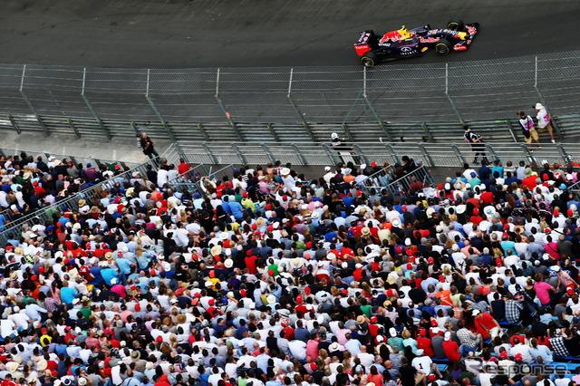 F1モナコGPの様子《画像 Getty Images》