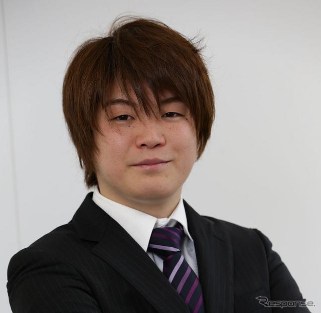 新井大輝選手