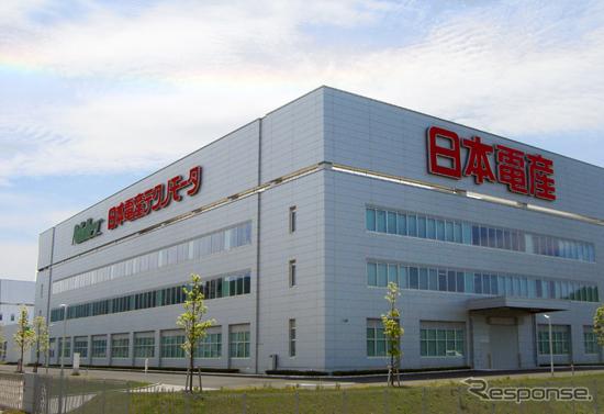 日本電産テクノモータの福井技術開発センター2期棟