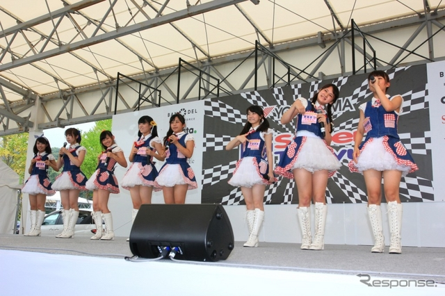 スーパー耐久シリーズ第3戦 富士 SUPER TEC YOKOHAMA Summer Festival!!