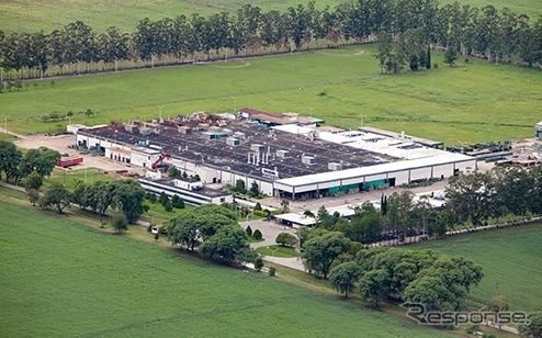 スカニアのアルゼンチン工場