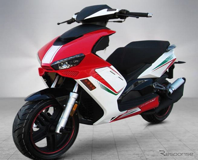 イタルジェット フォーミュラ 125cc