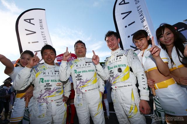 スーパー耐久 第2戦 決勝《撮影 益田和久》