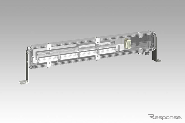 岩崎電気 LEDioc ROAD低位置照明