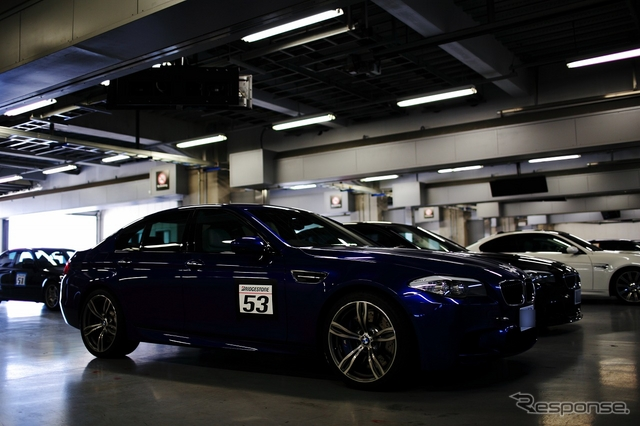 BMWオーナー対象 ワンメイクドライビングレッスン