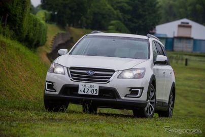 スバル クロスオーバー7…7人乗り都市型SUVとして エクシーガ 刷新[写真蔵]