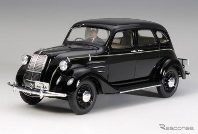 タミヤ製のトヨタ車が集結…トヨタ博物館でプラモデルミーティングを開催