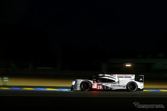 ルマン24時間耐久レース 予選第1回目《撮影 益田和久》