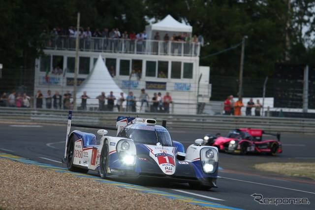 第83回ル・マン24時間レース(予選2日目)