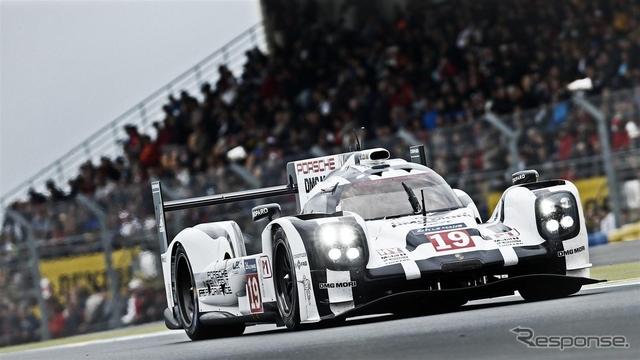 優勝したポルシェ19号車《Getty Images》