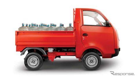 インドの タタ、チュニジアに工場…商用車を生産へ