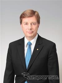 トヨタ ディディエ・ルロワ副社長