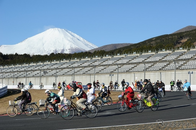 ママチャリ日本グランプリチーム対抗7時間耐久ママチャリ世界選手権