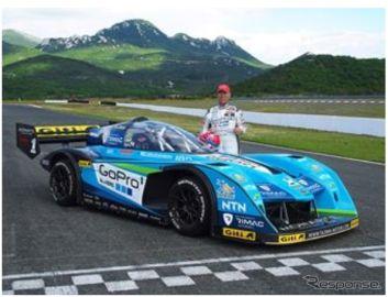 【パイクスピーク15】モンスター田嶋の新型レース車両に、帝人の炭素繊維プリプレグ