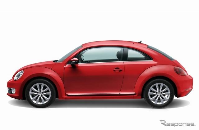 VW ザ・ビートル・デザイン レザーパッケージ
