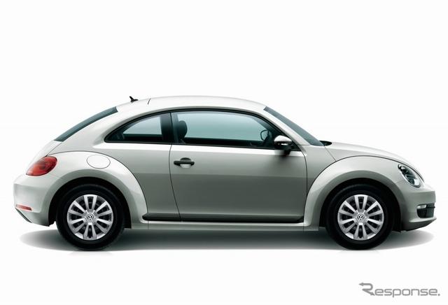 VW ザ・ビートル・ベース