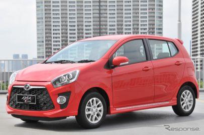 マレーシアの小型車スタンダードとなるか、プロドゥア アジア を見た