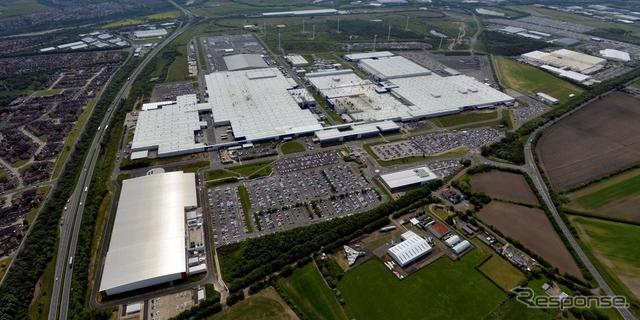日産の英国サンダーランド工場