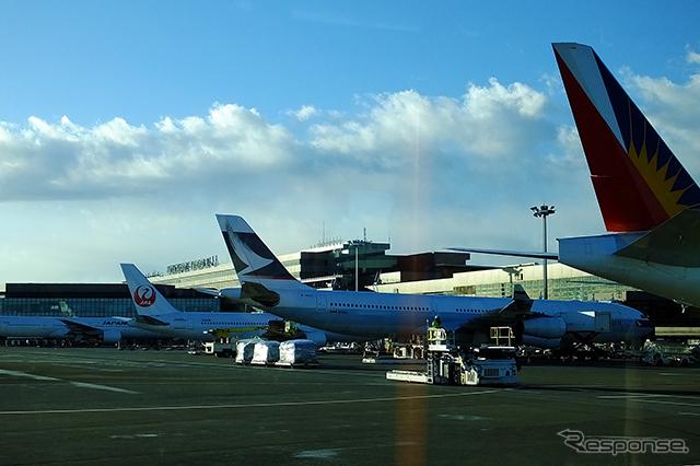 成田空港 第2旅客ターミナル(参考画像)《撮影 大野雅人(Gazin Airlines)》