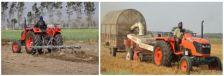 クボタが多目的トラックMU5501をインド市場に投入《画像 クボタ》