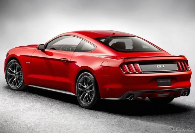 フォード マスタング 新型