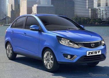 タタのインド販売、0.5%減…乗用車は2%増 8月