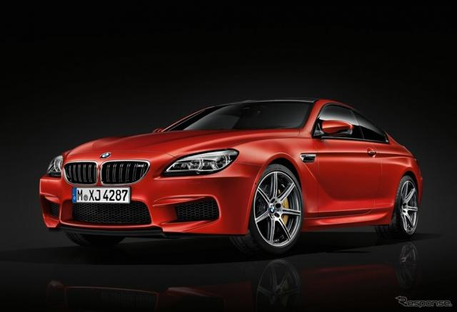 BMW M6 の新コンペティションパッケージ(参考画像)