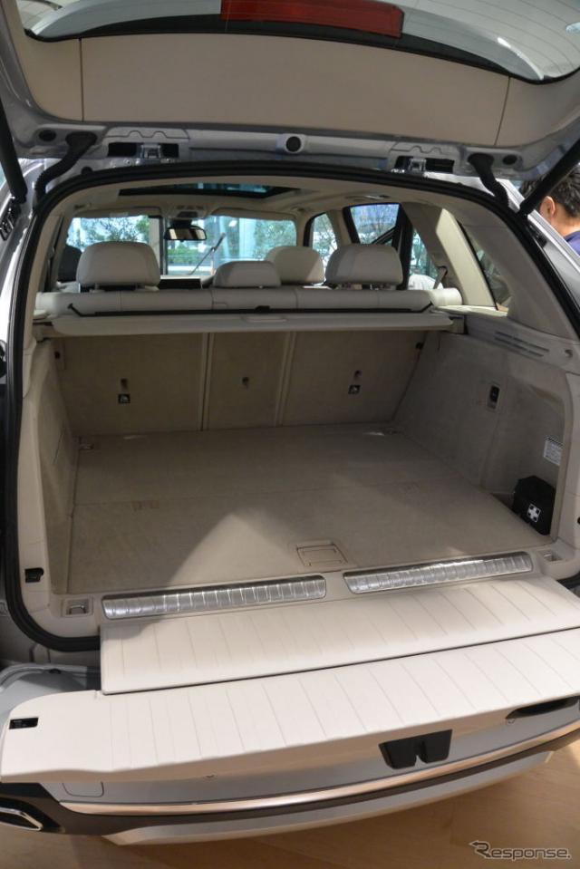 BMW X5 xDrive40e 発表会《撮影 小松哲也》
