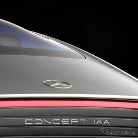 【フランクフルトモーターショー15】メルセデス、謎のコンセプトカー「IAA 」初公開へ