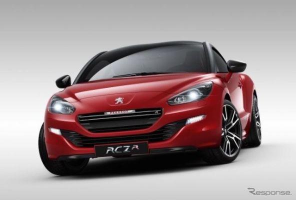 プジョー RCZ R、限定30台のファイナルバージョン発売…カーボンルーフを追加装備