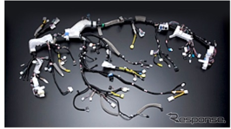 住友電工と住友電装、自動車用アルミ電線の製品