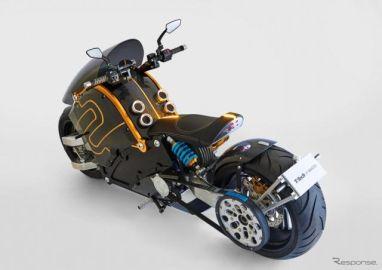 【東京モーターショー15】TSテック、電動バイク zecOO のシートを共同開発