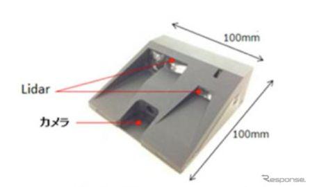 オムロン、車載用前方監視センサーを開発…世界最高クラスの認識性