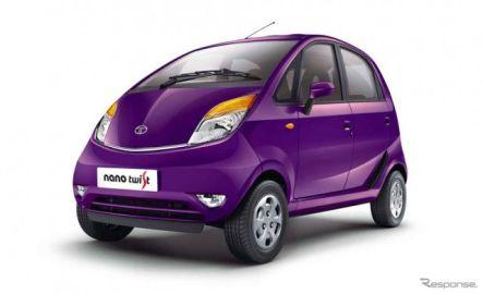 タタのインド販売、2%減…乗用車は5%増 9月