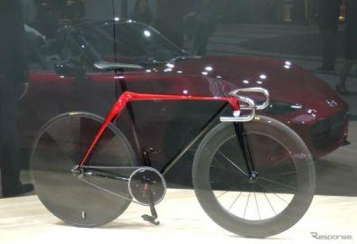 「魂動デザイン」を自動車以外で表現…マツダによるふたつのコンセプト作品