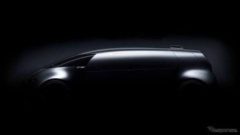 【東京モーターショー15】メルセデス、「ビジョンTokyo」初公開へ…自動運転コンセプト