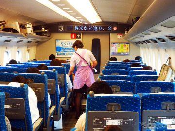 【新聞ウォッチ】東海道新幹線も「切符を拝見」省略、自由席は継続
